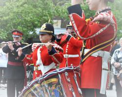 Essex Army Cadet Corp of Drums